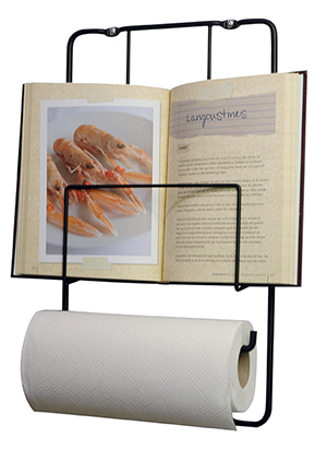 Cook Book Frame